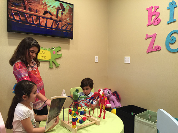Kids Area | OC Family Dentistry