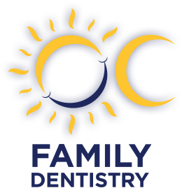 OC Family Dentistry Logo | Lake Forest Dentist
